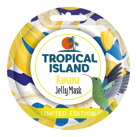 MARION TROPICAL ISLAND BANANA JELLY MASK