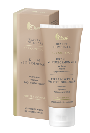 AVA BEAUTY HOME CARE KREM Z FITOHORMONAMI