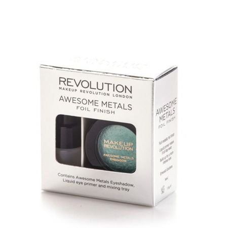 MAKEUP REVOLUTION CIEŃ FOLIOWY EMERALD GODDESS