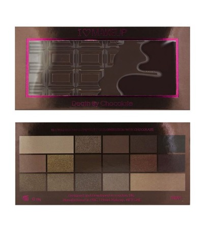 MAKEUP REVOLUTION DEATH BY CHOCOLATE PALETA