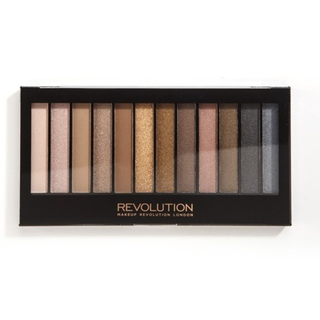 MAKEUP REVOLUTION ICONIC 1 PALETA 12 CIENI