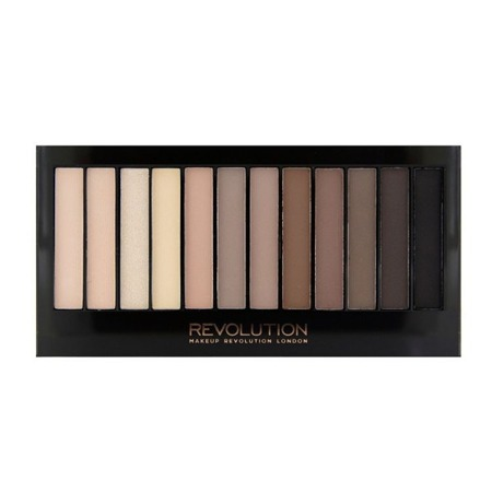 MAKEUP REVOLUTION ICONIC ELEMENTS PALETA 12 CIENI