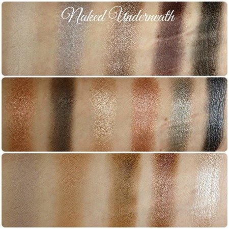 MAKEUP REVOLUTION NAKED UNDERNEATH FAUX FUR PALETA