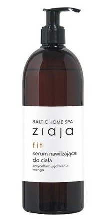 ZIAJA BALTIC HOME SPA FIT NAWILŻAJĄCE SERUM DO CIAŁA